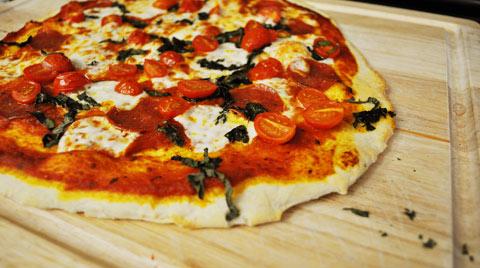 Kitchen Boss Pizza Dough Recipe
