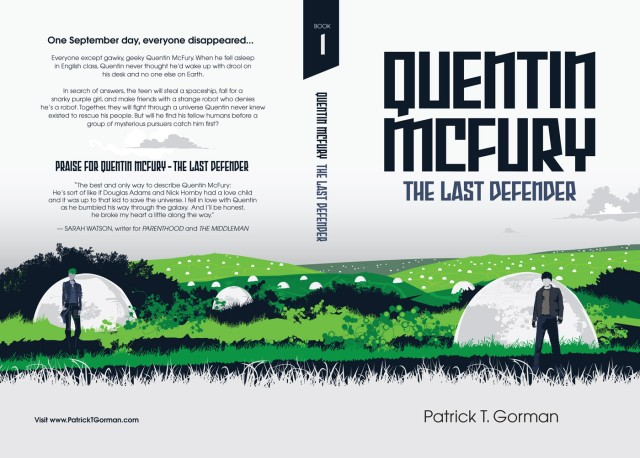 Quentin McFury - The Last Defender