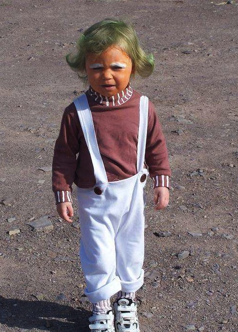 Little Oompa Loompa