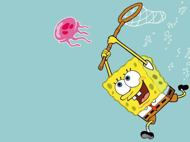 Spongebob's Jellyfish
